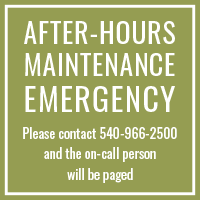 Daleville Emergency: 540-966-2500