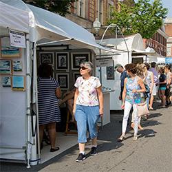 62nd Annual Sidewalk Art Show