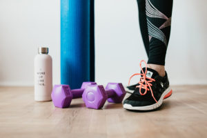Exercising in your Daleville Apartment