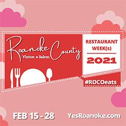 Roanoke County Restaurant Week