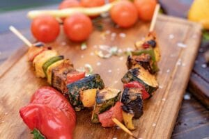 Grilling in your Daleville apartment community