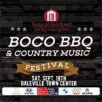 BOCO BBQ & Country Music Fest