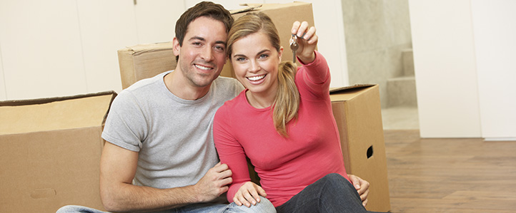Couple in Daleville Apartment